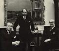Directors of Arthur Tooth & Sons ((John) Peter Warren Cochrane; David Gibbs; Dudley William Tooth), by Ida Kar - NPG x131019