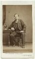 George Augustus Sala, by John & Charles Watkins - NPG x22337