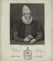 William Aubrey, published by James Caulfield - NPG D25378