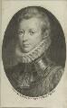 Sir Philip Sidney, by Jacobus Houbraken, after  Isaac Oliver - NPG D25386