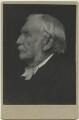 Sir Richard Strachey, by Frederick Hollyer - NPG x13040