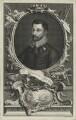 Sir Francis Drake, by Jacobus Houbraken, published by  John & Paul Knapton - NPG D25410