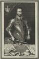 Sir Walter Ralegh (Raleigh), by George Vertue - NPG D25418