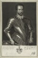 Sir Walter Ralegh (Raleigh), by Philipp Audinet, after  George Vertue - NPG D25419