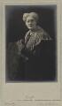 Jane Maria (née Grant), Lady Strachey, by Elliott & Fry - NPG x38529