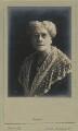 Jane Maria (née Grant), Lady Strachey, by Elliott & Fry - NPG x13054