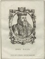 John Hall, published by William Richardson - NPG D25470