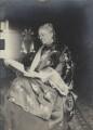 Jane Maria (née Grant), Lady Strachey, by Unknown photographer - NPG x13063
