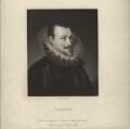 Edmund Spenser, by James Thomson (Thompson) - NPG D25478