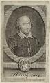 William Shakespeare, by Gerard Vandergucht - NPG D25485