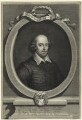 William Shakespeare, by George Vertue - NPG D25489