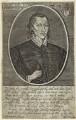 John Donne, by William Marshall - NPG D25490
