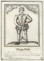 Thomas Nash, published by Thomas Rodd the Elder - NPG D25500