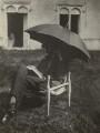 Lytton Strachey, probably by Vanessa Bell (née Stephen) - NPG x21198