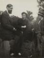 Lytton Strachey; Duncan Grant; (Arthur) Clive Bell, by Vanessa Bell (née Stephen) - NPG x26568