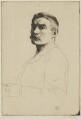 William Strang, by William Strang, printed by  David Strang - NPG D31917