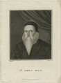John Dee, by Schenecker, published by  Thomas Cadell the Elder - NPG D25550