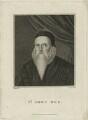 John Dee, by Schenecker, published by  Thomas Cadell the Elder - NPG D25550
