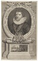 King James I of England and VI of Scotland, by Robert Sheppard, after  Cornelius Johnson - NPG D31898