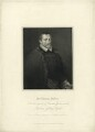 Sir Thomas Bodley, by Edward Scriven, published by  Lackington, Allen & Co, published by  Longman, Hurst, Rees, Orme & Brown, after  Thomas Uwins, after  Cornelius Johnson - NPG D31927