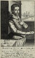 Isaac OIiver, by and published by Hendrik Hondius (Hond), after  Isaac Oliver - NPG D25560