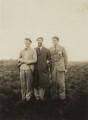 Wogan Philipps, 2nd Baron Milford; Lytton Strachey; Dadie Rylands, by Unknown photographer - NPG x25115