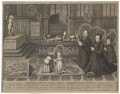 The Memorial of Lord Darnley, by George Vertue, after  Livinus de Vogelaare - NPG D31901