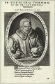 Theodor de Bry, by Theodor de Bry - NPG D25569