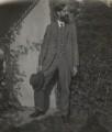 Lytton Strachey, by Unknown photographer - NPG x13068