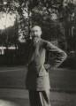 Lytton Strachey, by Lady Ottoline Morrell - NPG x13070