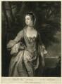 Ann Bonfoy (née Eliot), by James Macardell, after  Sir Joshua Reynolds - NPG D31939