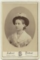 Marjorie Strachey, by Bourne & Shepherd - NPG x38564