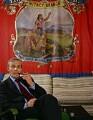 Tony Benn, by Bernard Lee ('Bern') Schwartz - NPG P1141