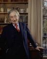 Sir Alfred Jules Ayer, by Bernard Lee ('Bern') Schwartz - NPG P1139