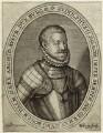 Rudolf II, Holy Roman Emperor, by Hieronymus Wierix - NPG D25603