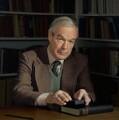 Sir Alan Lloyd Hodgkin, by Bernard Lee ('Bern') Schwartz - NPG P1184