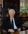 John Hunt, Baron Hunt, by Bernard Lee ('Bern') Schwartz - NPG P1189