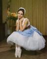 Ann Maureen Jenner, by Bernard Lee ('Bern') Schwartz - NPG P1192