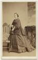 Margaret Oliphant Wilson Oliphant, by Thomas Rodger - NPG x8721