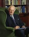 Sir Fitzroy Hew Royle Maclean, 1st Bt, by Bernard Lee ('Bern') Schwartz - NPG P1200