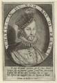 Charles IX, King of France, by Thomas de Leu - NPG D25615