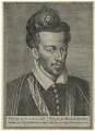 Henri III, King of France, by Hieronymus Wierix - NPG D25616