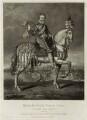 Henri IV, King of France, by Charles Turner, after  Renold or Reginold Elstrack (Elstracke) - NPG D25625