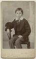 James Beaumont Strachey, by George Augustus Dean Jr - NPG x38531