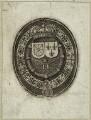 The seal of Henry IV, King of France, by Simon de Passe - NPG D25632