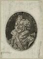 Henri IV, King of France and Marie de Medici of France, by Simon de Passe - NPG D25633
