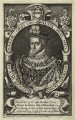 Henry Stuart, Lord Darnley, probably by Renold or Reginold Elstrack (Elstracke), published by  George Humble - NPG D31948