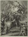 Henri IV, King of France, by Charles Dupuis, after  Philippe Vleughels - NPG D25636