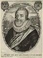 Henri IV, King of France, published by Balthasar Moncornet - NPG D25638