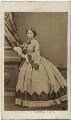 Princess Alice, Grand Duchess of Hesse, by John Jabez Edwin Mayall - NPG x26111